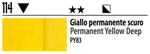 AM GIALLO PERMANENTE SCURO  200ML  - MAIMERI ACRILICO