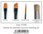 STARTER KIT PENN.COUNTRY PAINT S/9930