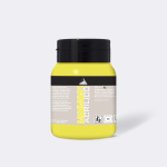 AM 112 GIALLO PERMANENTE LIMONE 500ML  - MAIMERI ACRILICO