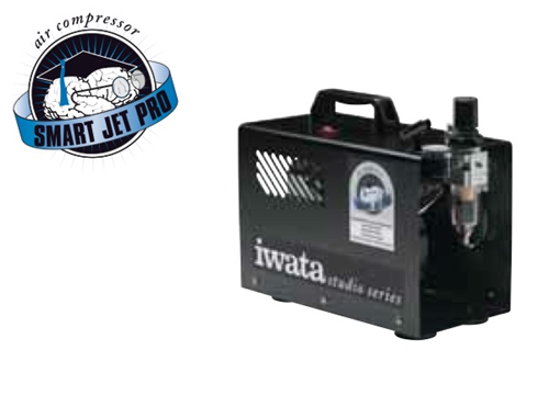 IWATA IS 875 SMART JET PRO - COMPRESSORE PER AEROGRAFIA