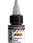 Transaparent Brown Iron Oxide 30ml (1)