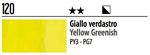 AM GIALLO VERDASTRO  75ML  - MAIMERI ACRILICO