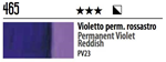 AM VIOLETTO PERMANENTE ROSSASTRO 75ML - MAIMERI ACRILICO