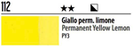 AM GIALLO PERMANENTE LIMONE 200ML  - MAIMERI ACRILICO