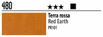 ICD TERRA ROSSA 110ML - Idea Decor Maimeri