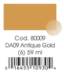 AMERICANA ML. 59  DA 09 ANTIQUE GOLD