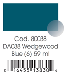 AMERICANA ML. 59  DA 38 WEDGEWOOD BLUE