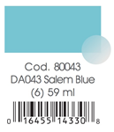 AMERICANA ML. 59  DA 43 SALEM BLUE