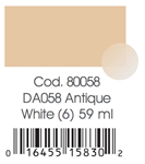 AMERICANA ML. 59  DA 58 ANTIQUE WHITE