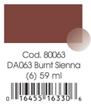 AMERICANA ML. 59  DA 63 BURNT SIENNA