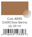 AMERICANA ML. 59  DA 93 RAW SIENNA