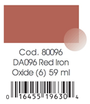AMERICANA ML. 59  DA 96 RED IRON OXIDE