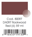 AMERICANA ML. 59  DA 97 ROOKWOOD RED
