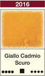 Pigmento Giallo Cadmio Scuro  25 ml