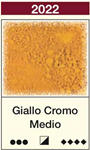 Pigmento Giallo Cromo Medio  25 ml