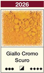 Pigmento Giallo Cromo Scuro  25 ml