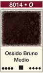 Pigmento Ossido Bruno Medio  25 ml