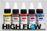 High Flow opaque Set 30ml (10 colori )