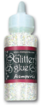 Glitter glue 40 ml. - Iridescente olografico